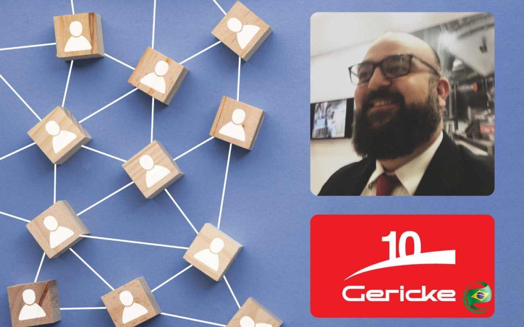 Conheça a equipe da Gericke Brasil – Alexandre Venancio, Gerente de Engenharia