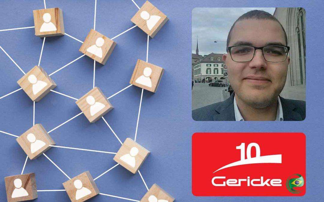 Conheça a equipe da Gericke Brasil – Henrique Cunha, Gerente de Serviços